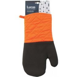 Chňapka neoprenová Lucas oranžová