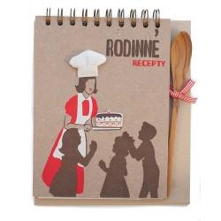 Receptář Rodinné recepty
