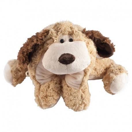 Pes s knoflíkem malý