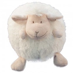 Ovce koule bílá malá
