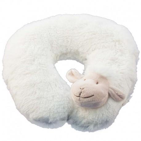 Polštář Ovečka bílý 30 cm