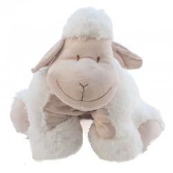 Ovce zip bílá