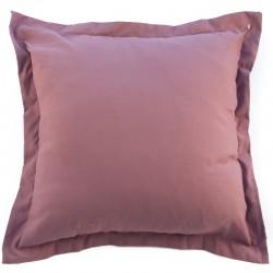 Povlak na polštář Elle hnědá 45 x 45 cm