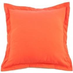 Povlak na polštář Elle oranžová 45 x 45 cm