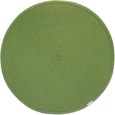 Prostírání kulaté zelené průměr 35cm