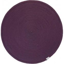 Prostírání kulaté fialové průměr 35cm