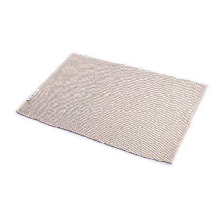 Prostírání bavlna béžové uni (30×45)