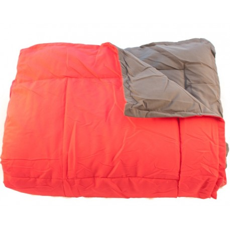 Deka camping Ella červená 150x200