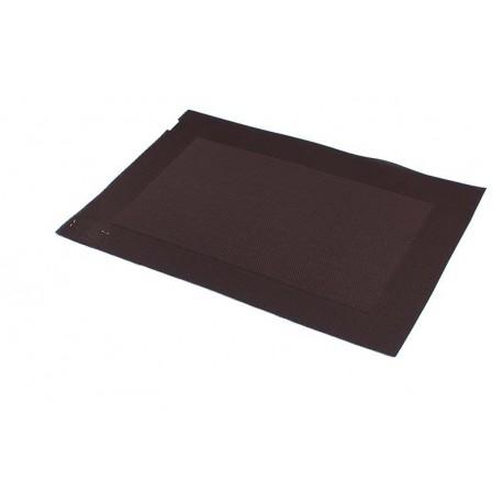 Prostírání PVC hnědý rámeček (30×45)