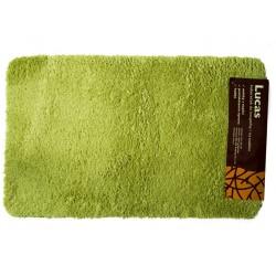 Koupelnová předložka 50 x 80 cm Lukas zelený