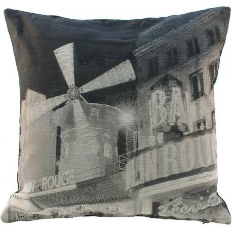 Povlak na polštář Gobelín Moulin Rouge 45x45