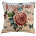 Povlak na polštář Gobelín Rose garden 45x45