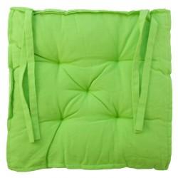 Sedák na židli Anne zelený