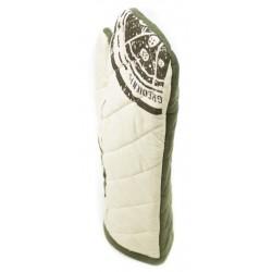Chňapka bavlna krémová s potiskem