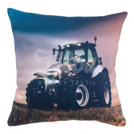 Povlak foto satén Traktor II