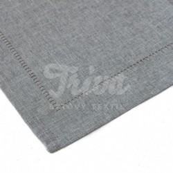 Ubrus 85 x 85 cm šedý