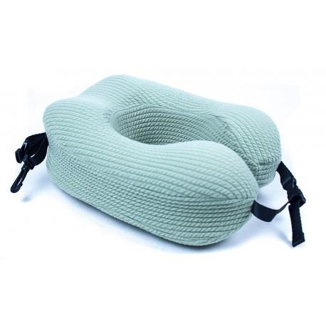 Cestovní polštářek Calm zelený